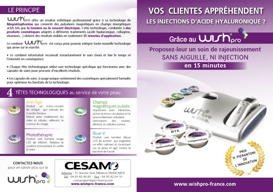 Brochure commerciale